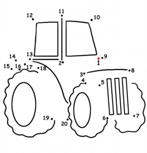 Connect-the-dots-–-Tractor